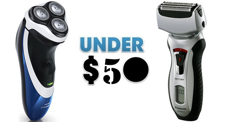 Affordable Electric Shaver under $50