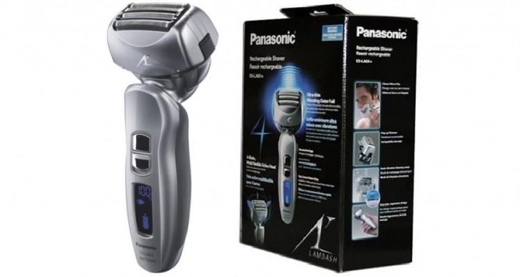 Panasonic ES-LA63-S Arc 4 Men s Electric Shaver Review - Getarazor 664e282f84