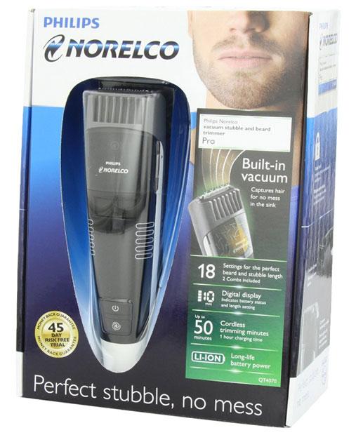 Philips Norelco QT4070 Box