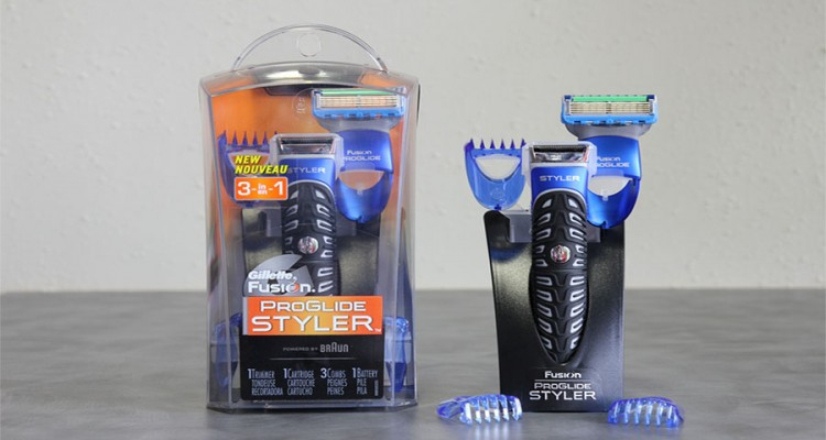 Folkekære Gillette Fusion Proglide Styler Review - An Awesome Grooming Tool RJ-85