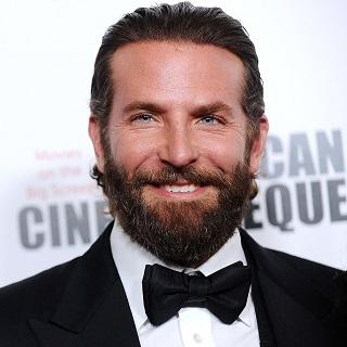 Bradley Cooper beard style