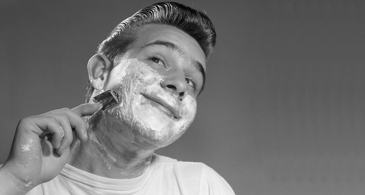 How to Shave Like an Old School Man