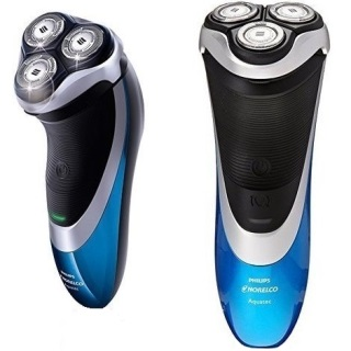 Philips Norelco Shaver 4100 design
