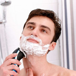 Shaving performance of Philips Norelco 4100