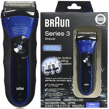 Braun 3Series 340S-4