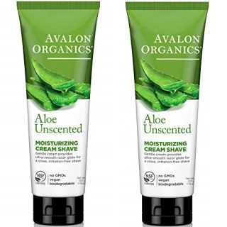 Avalon Organics Cream Shave