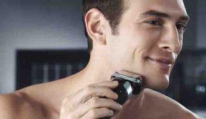 Foil shaver for close shave