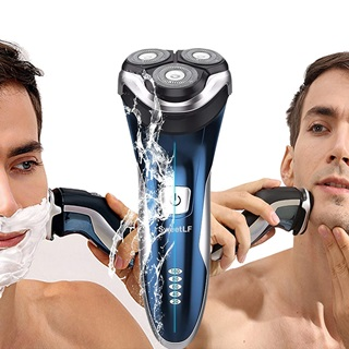 SweetLF 3D IPX7 Electric Rotary Shaver