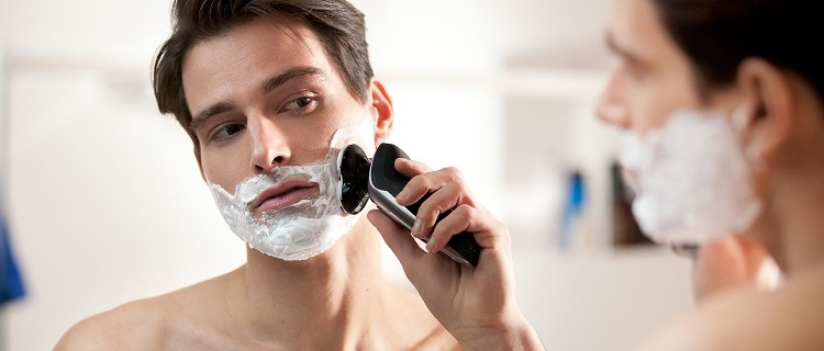 How to Shave with a Norelco Shaver