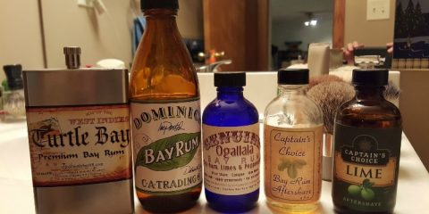 Best Bay Rum Aftershave Lotions