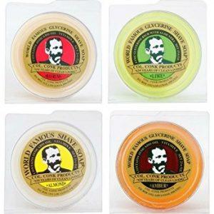 Col. Conk Shave Soap
