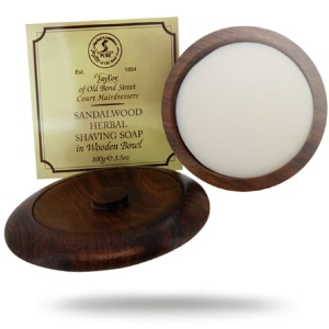 Sandalwood Shaving Soap