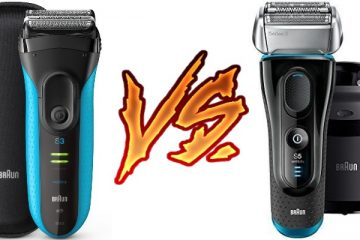 Braun Series 3 vs Series 5