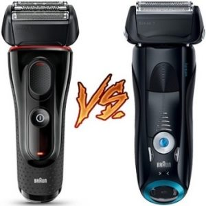 Braun Series 5 5030s vs Series 7 740s