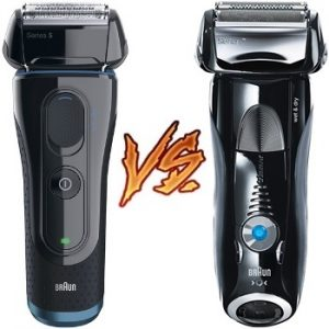 Braun Series 5 5040s vs Series 7 760cc
