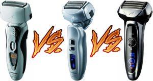 Best Panasonic Shaver Reviews: Comparison Between Arc3 vs Arc4 vs Arc5