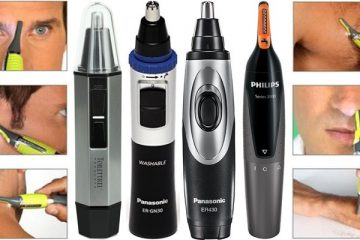 Best Nose, Ear, and Brow Hair Trimmer