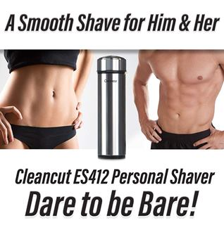 Cleancut - ES412 Shaver