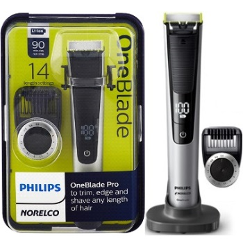 Philips Norelco Oneblade QP6520/70 Pro