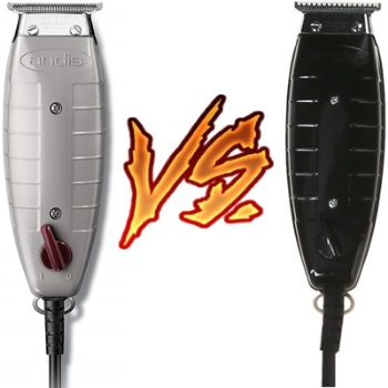 Andis T-Outliner vs Andis GTX