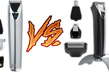 Wahl 9818 vs 9864 Comparison