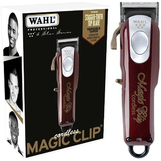 Wahl Professional 5-Star Cordless Magic Clip #8148