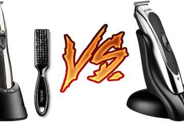 Andis Slimline Pro Li vs Slimline 2