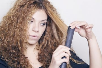 Best hair straightener for curly hair