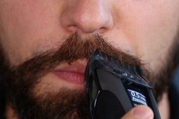 Best mustache trimmer