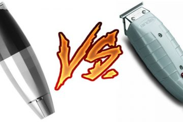 Bevel Trimmer vs Andis