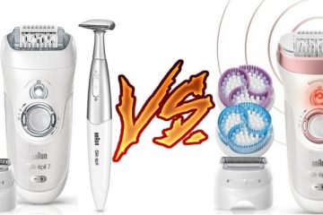 Braun Silk Epil 7 vs 9