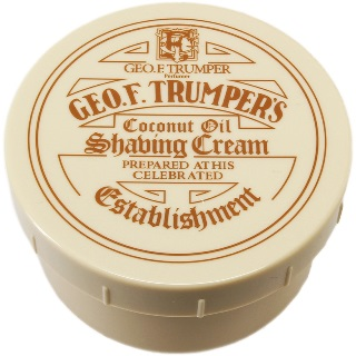 Geo F. Trumper Coconut Oil Soft Shaving Cream