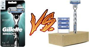 Gillette Mach 3 vs Mach 3 Turbo: Choosing the Right Option
