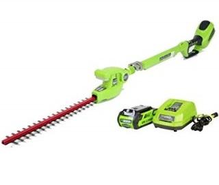GreenWorks 2272 7.25' 40V Cordless
