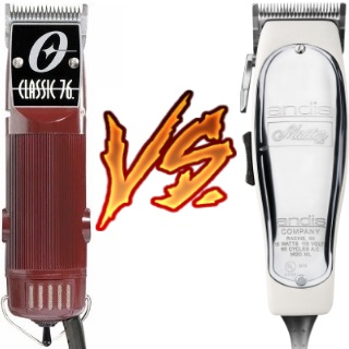 Oster 76 vs Andis Master