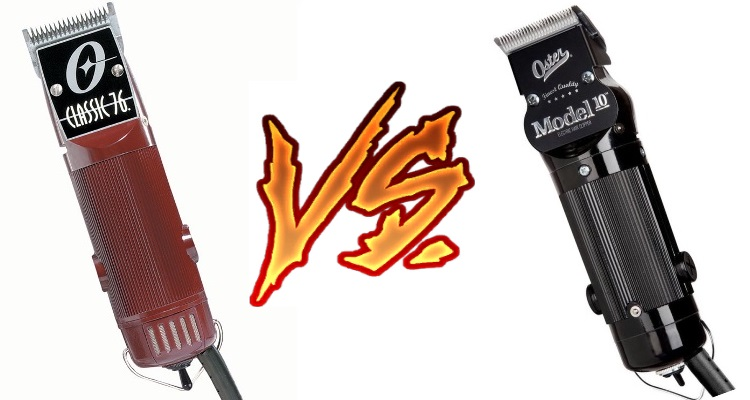 Oster Clic 76 Vs Model 10 Which One