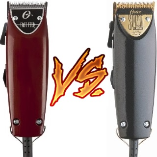 Oster Fast Feed vs Speed Line
