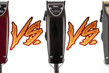 Oster Fast Feed vs Topaz vs Speed Line