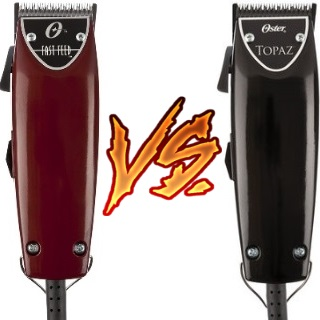 Oster Fast Feed vs Topaz