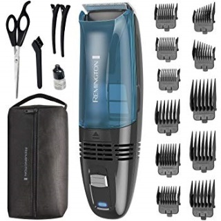 Remington HC6550Cordless Vacuum Haircut Kit