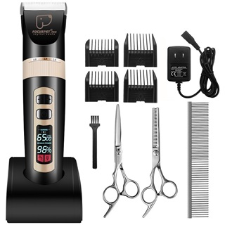 Right Equipment for pubic hair trimming