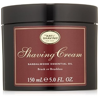 The Art of Shaving Cream Sandalwood