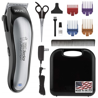 Wahl Lithium Ion Pro Series Cordless Dog Clippers #9766