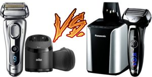 Panasonic Arc5 vs Braun Series 9: Comparing Two Popular Shavers