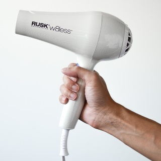 RUSK Engineering W8less Hair Dryer