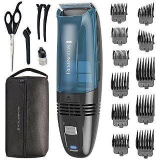 Remington HC6550 Cordless Vacuum Haircut Kit