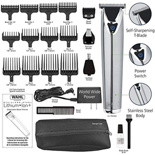 Wahl Clipper Stainless Steel Trimmers and Clippers