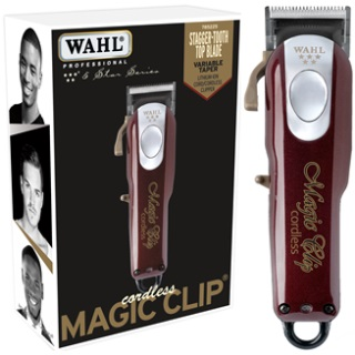Wahl Professional 5-Star CordCordless Magic Clip #8148