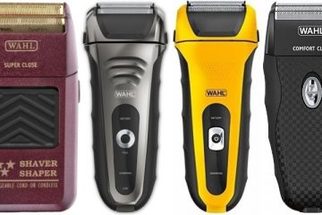 Best Wahl Shavers