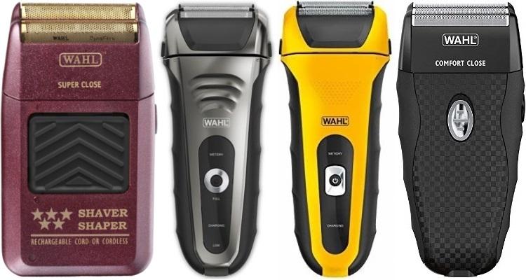 Best Wahl Shavers